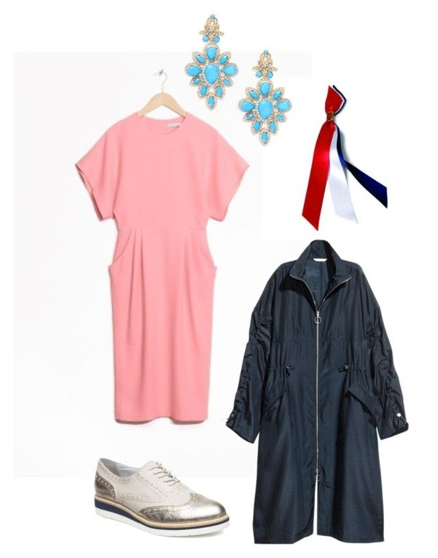 """17.  mai #3 "" by stinasolheim on Polyvore featuring Tamaris and Cara"