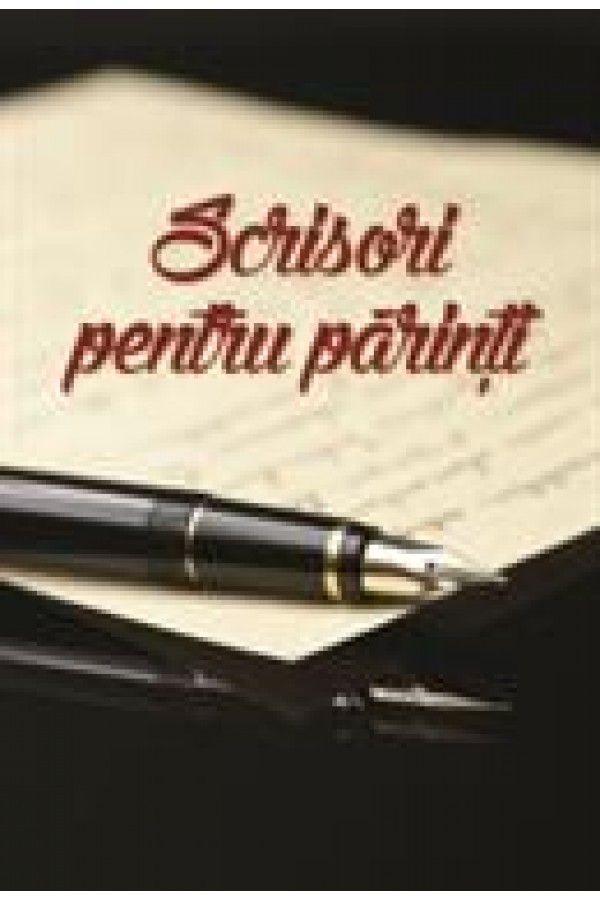 Scrisori pentru parinti