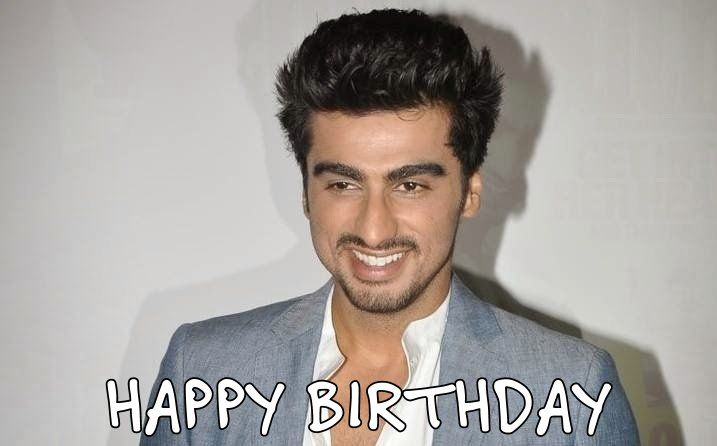 #IndianCinema Wishing a very Happy Birthday to #Bollywood , #FilmActor #ArjunKapoor. Arjun Kapoor is an Indian actor who appears in Bollywood films. He is the son of film producer #BoneyKapoor .  Born: June 26, 1985, Mumbai Height: 1.85 m Parents: Mona Shourie Kapoor, Boney Kapoor, #Sridevi  Siblings: Anshula Kapoor, Jahnavi Kapoor, Khushi Kapoor  Click here for more #Celebritybirthday list: http://www.celebratingindiancinema.com/celebrity-birthday/bollywood-stars-birthday-calendar-june.html