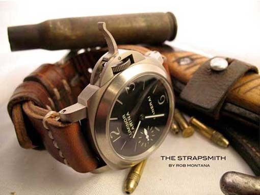 17 best images about panerai leather ferrari and 8 the strap smith custom watch straps and buckles