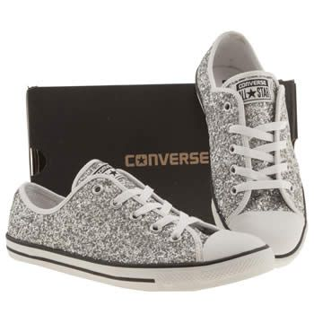 converse shoes with glitter
