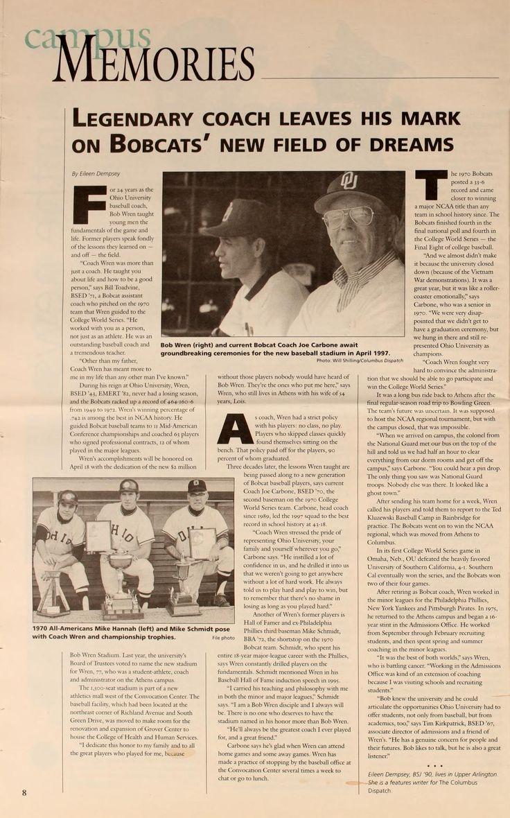 9 best ohio university baseball images on pinterest ohio