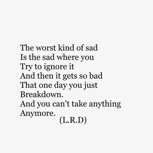 Sad Quotes About Anxiety: 169 Best Images About Quotes & Sayings On Pinterest