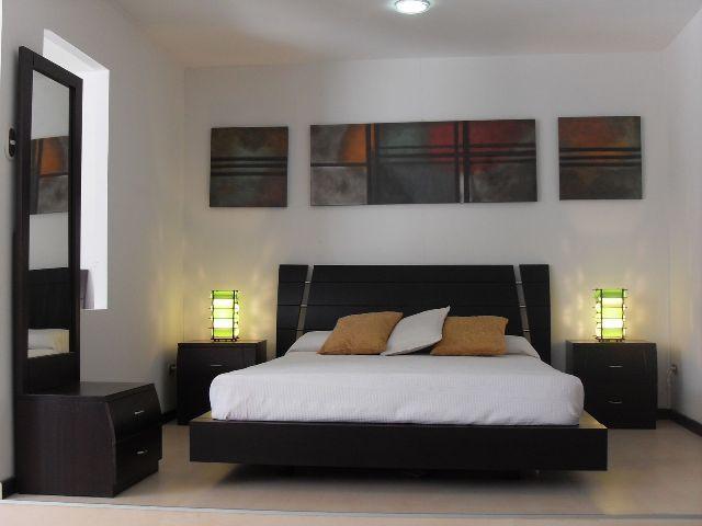 M s de 25 ideas fant sticas sobre camas de madera en - Forrar cabecero de cama ...