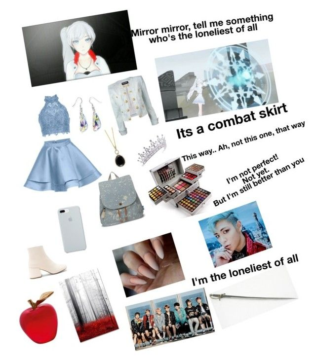"""1# Intro Weiss Schnee"" by denameilani on Polyvore featuring Alyce Paris, Balmain, MM6 Maison Margiela, TOMS, ETUÍ, Trademark Fine Art, Daum and Effy Jewelry"