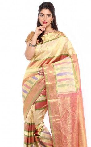 Kanchipuram cotton sarees online shopping