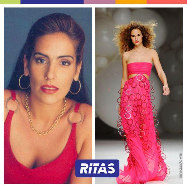 Certas tendências nunca saem de moda! As argolas são bom exemplo disso! Use argolas e esteja sempre na moda! #UseRitas