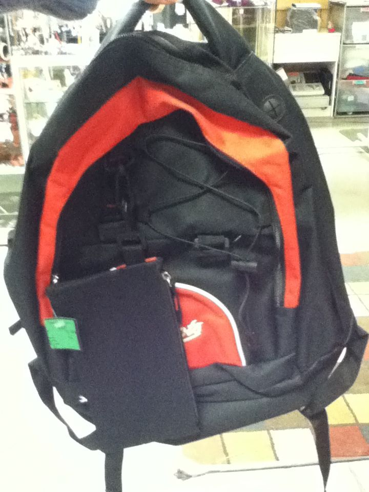 Kids backpack...we've got several in store for kids of various ages in assorted styles.