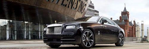 Gallerij: Bericht Rolls-Royce volgens rocksterren