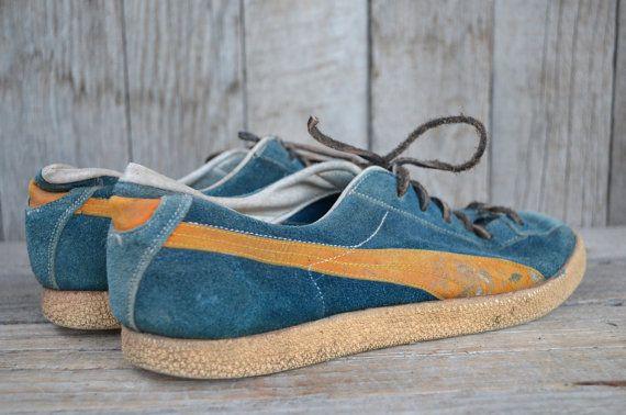 Vintage Puma Shoes