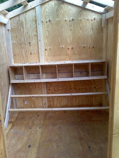 Chicken coop ideas inside woodworking projects plans - Como hacer un gallinero ...
