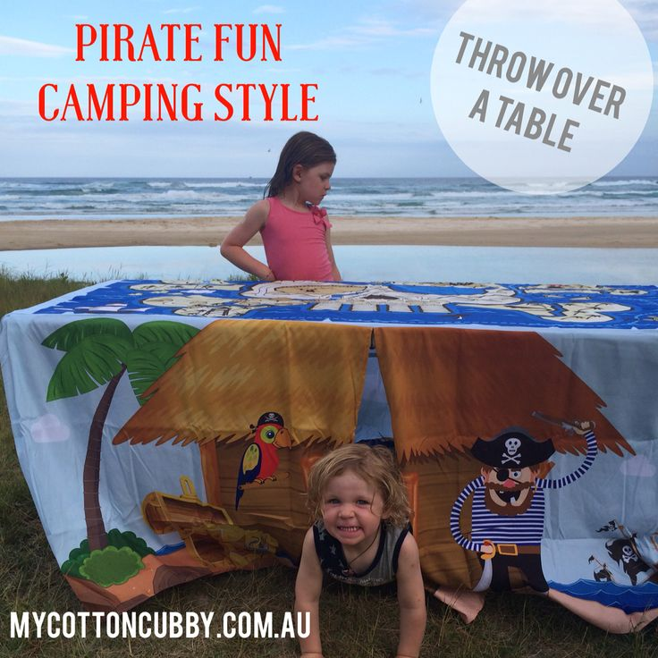 Pirate - My Cotton Cubby. www.mycottoncubby.com.au