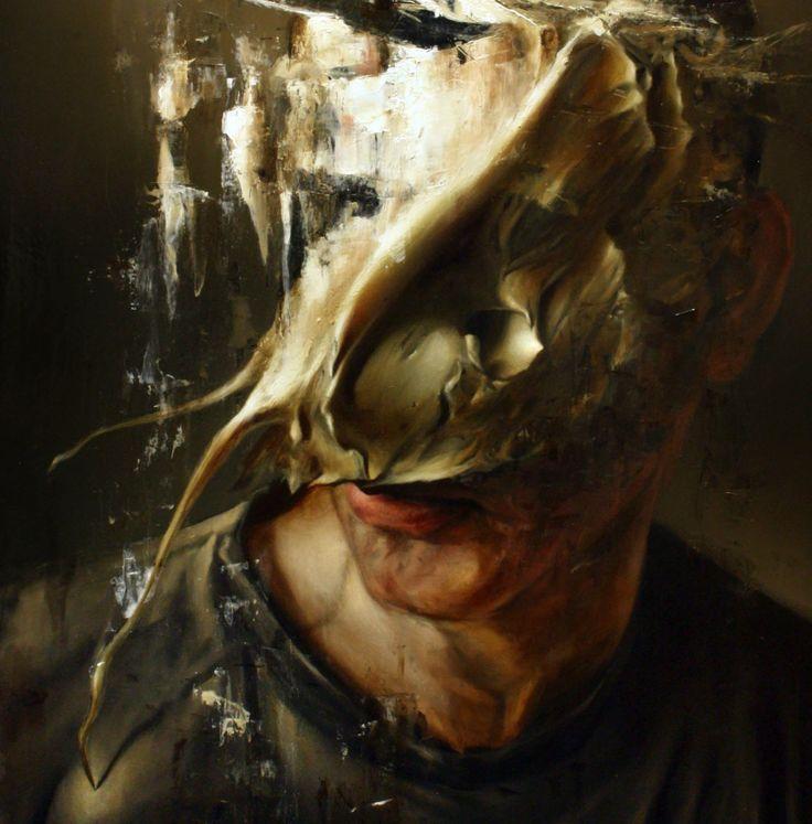 Dario Puggioni, oil on canvas.