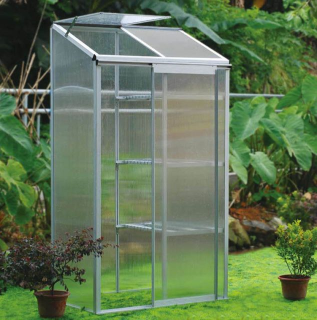 Patio Lean To Gardening Greenhouse Kits