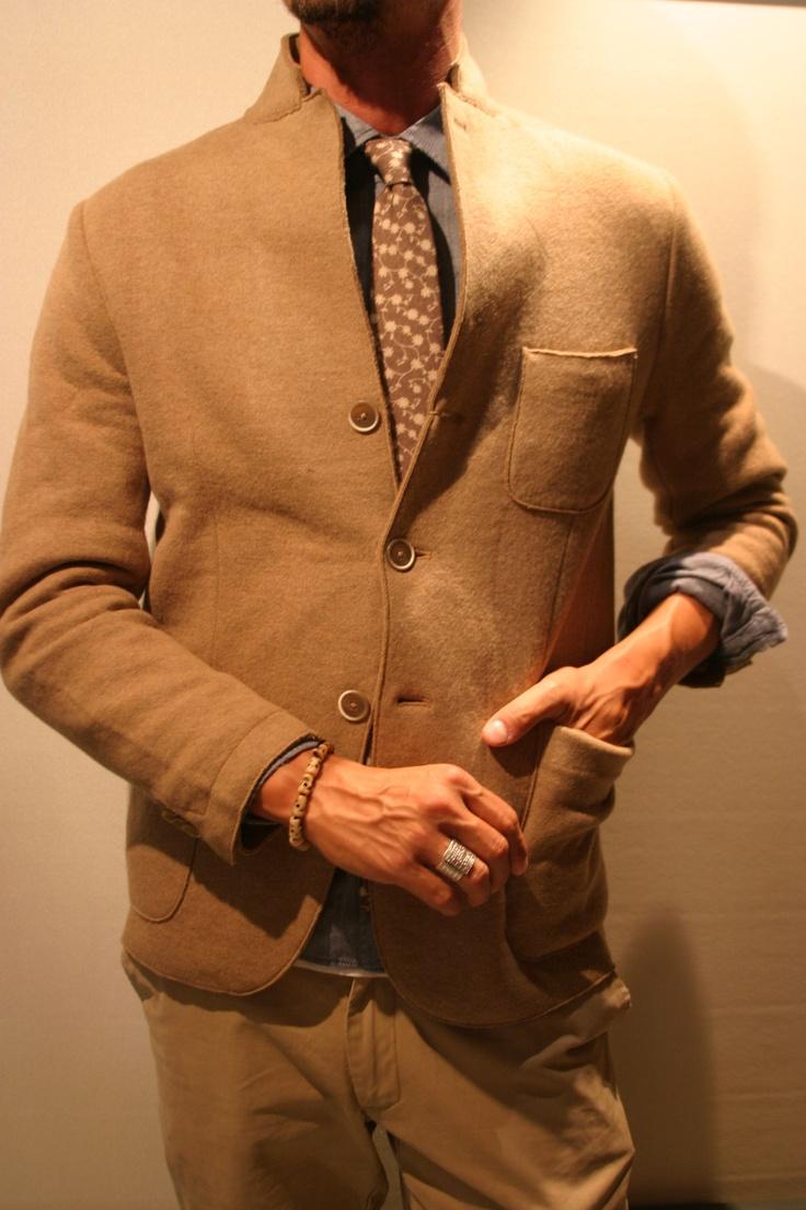 Giacca Jersey lana