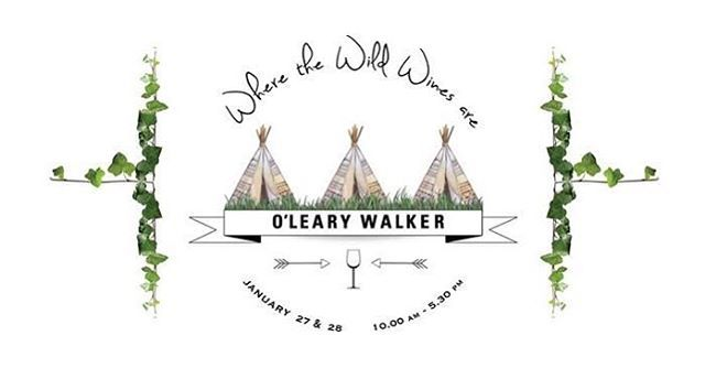 Join @olearywalker for Crush Festival 2018 and discover WHERE THE WILD WINES ARE.  Let your taste buds go wild with SA produce sourced by @locavoreadelaidehills listen to acoustic music on their lush lawn or gather your friends and enjoy the Festival under an open rustic bell tent. Tents are available for groups of 10 - 15 people and a  forage feast and drinks on arrival are included (bookings for bells tents are essential). Click on the link in our bio for more info.  27th - 28th January…