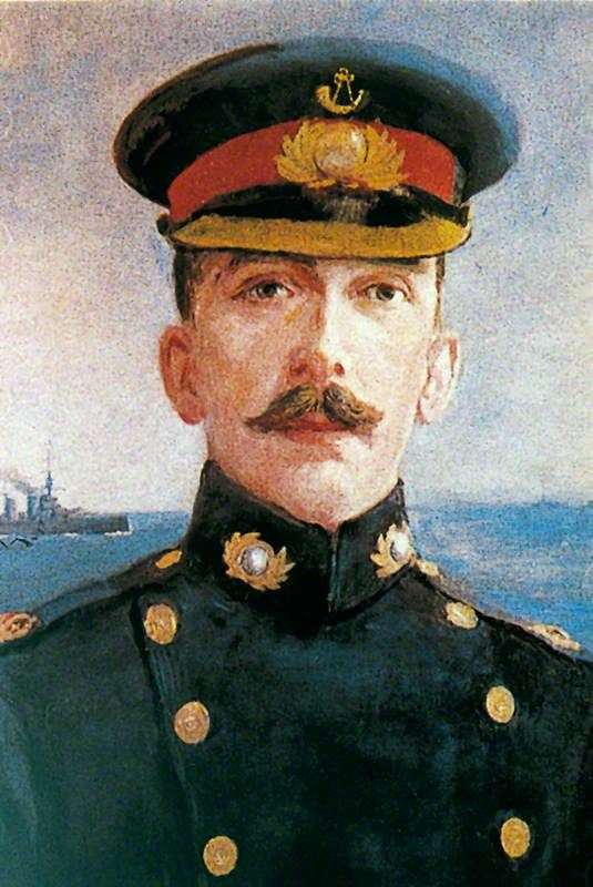 Major Francis John William Harvey, VC (1873–1916), Royal Marine Light Infantry