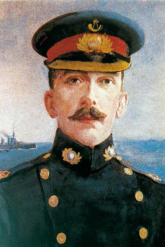 Major Francis John William Harvey, VC (1873–1916), Royal Marine Light Infantry