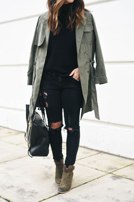 1000  ideas about Black Distressed Jeans on Pinterest | Distressed ...