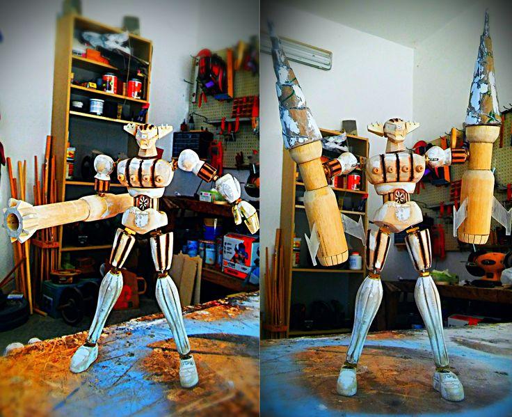 Jeeg Robot - i robot dell'artigiano - 鋼鉄ジーグ