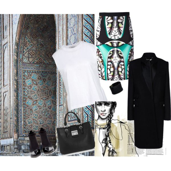 """Samarkand style"" by ikatandfashion on Polyvore"