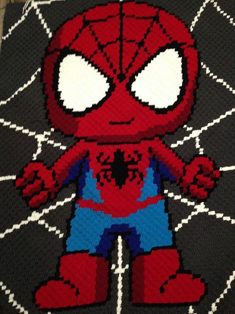 Ravelry: jonnapierce's Mini Spiderman