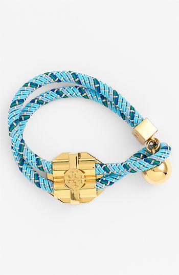 Cord Toggle Bracelet