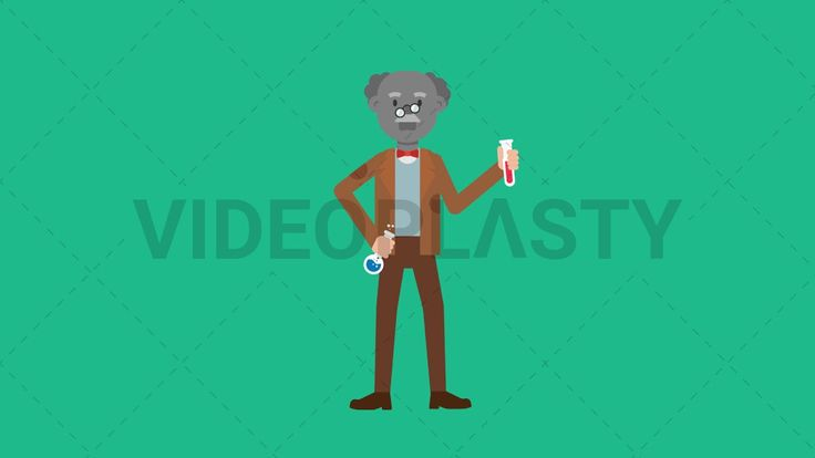 Download: http://ift.tt/2wp8WYV  An older professor with gray hair wearing a brown suit is making an experiment using two test tubes pouring from one to another. The experiment goes wrong and a big cloud of smoke and ash appear in the air covering his face  Two versions are included: normal (with a start animation) and loopable. The normal version can be extended with the loopable version  Clip Length:10 seconds Loopable: Yes Alpha Channel: Yes Resolution:FullHD Format: Quicktime MOV  For…