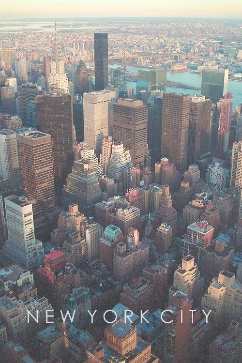 Un jour... J'irai à New-York avec toi
