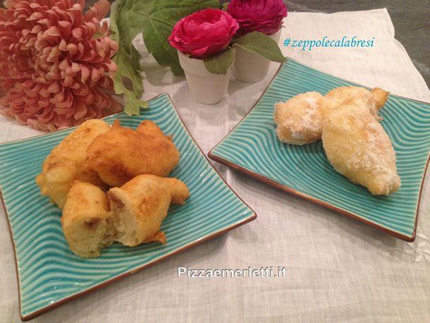 Zeppole di natale calabresi dolci e salate (Zippuli) - Pizza e Merletti