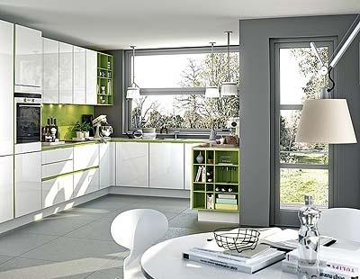 cocinas con office o integradas al comedor