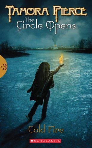Cold Fire (Circle Opens, Book 3) by Tamora Pierce https://www.amazon.com/dp/0590396560/ref=cm_sw_r_pi_dp_x_UwFgAbT6C53B6