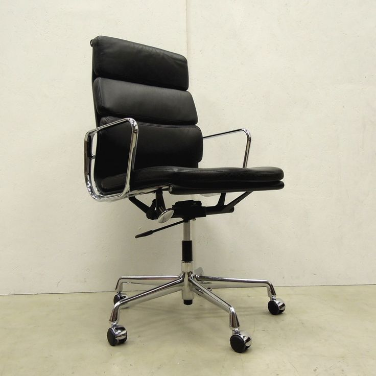 Ea219 office chair by charles and ray eames for vitra