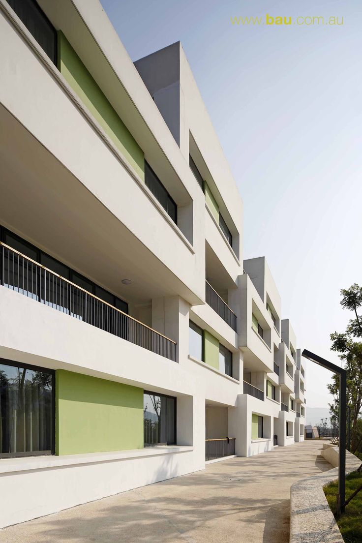 Gallery - Jiangyin Primary & Secondary School / BAU Brearley Architects + Urbanists - 11