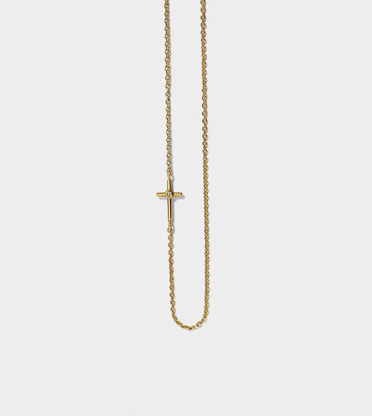 LINE&JO - Miss Gold Neoline Necklace