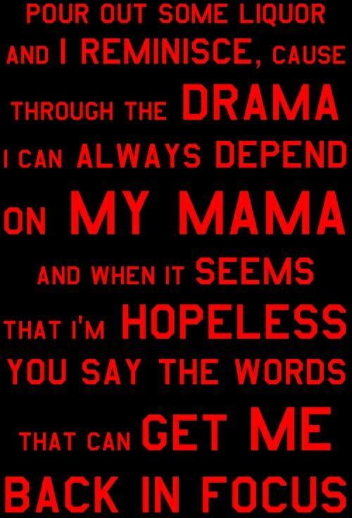 Tupac - Dear Mama