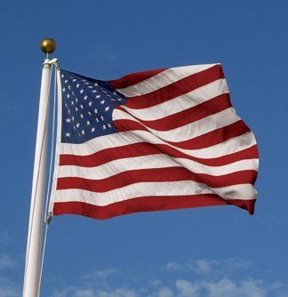4' x 6' 4x6 FT US American Flag Embroidered & Sewn US Made by American Flag Superstore. $22.89. HIGHEST QUALITY SolarMax Nylon with Brass grommets, Embroidered stars and Sewn stripes. The most durable nylon of all flag fabrics. Ships Fast Same Day By American Flag Superstore