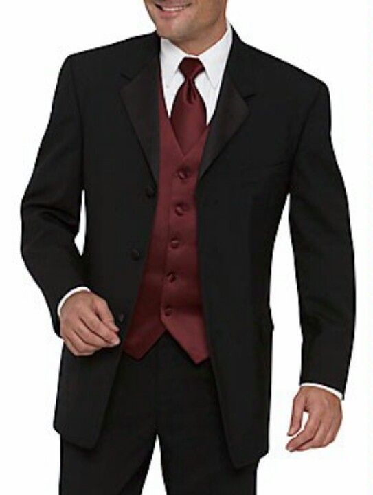 Groom attire great for fall