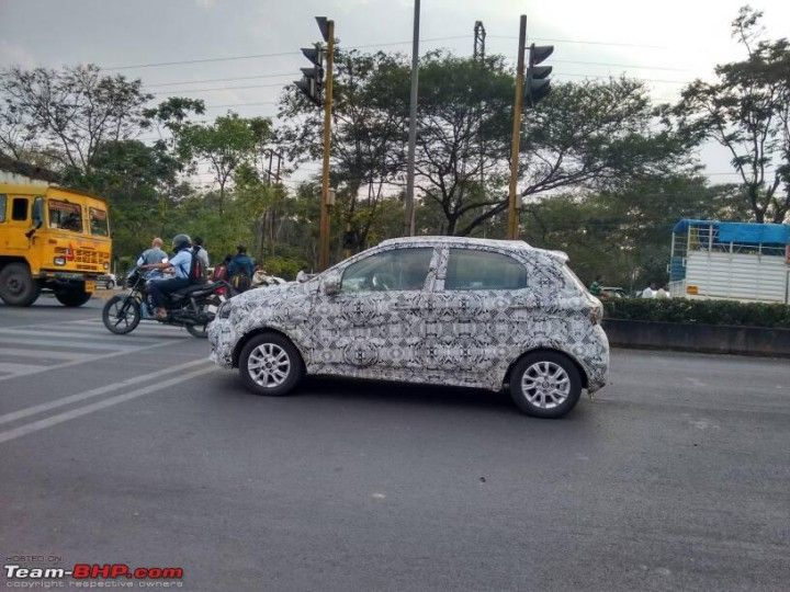 Tata Kite Images And Video; Launch By June 2015 http://www.carblogindia.com/tata-kite-hatchback-india-price-photos-spied-in-pune/