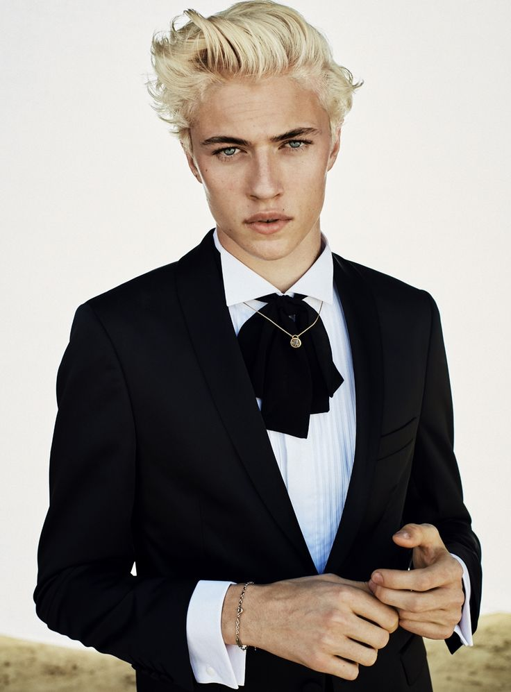 Lucky Blue For GQ Style Türkiye Spring/Summer 2016 | Photographed by Sergi Pons ❤