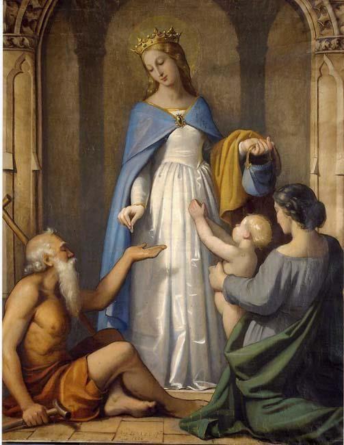 St Elizabeth of Hungary