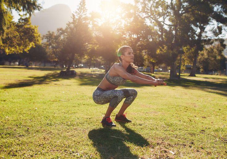 Esqueça aquela ideia de ficar horas na academia para conseguir uma barriga sequinha até o verão. A nossa sugestão é um treino rápido e sem aparelhos