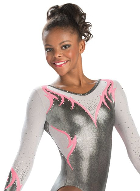 Fiery Glory Competition Leotard from GK Elite