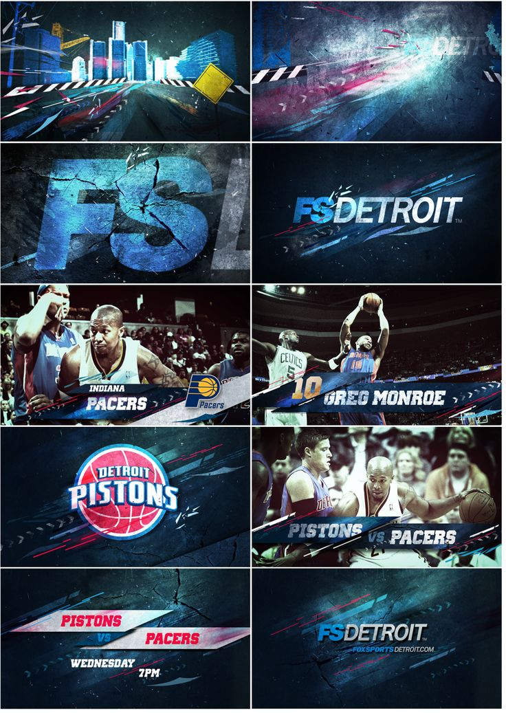 FOX Sports - NBA II - Nhi Vo