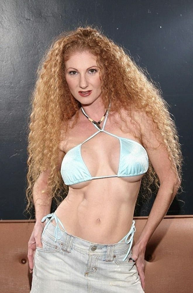 Hairy redhead pussy videos