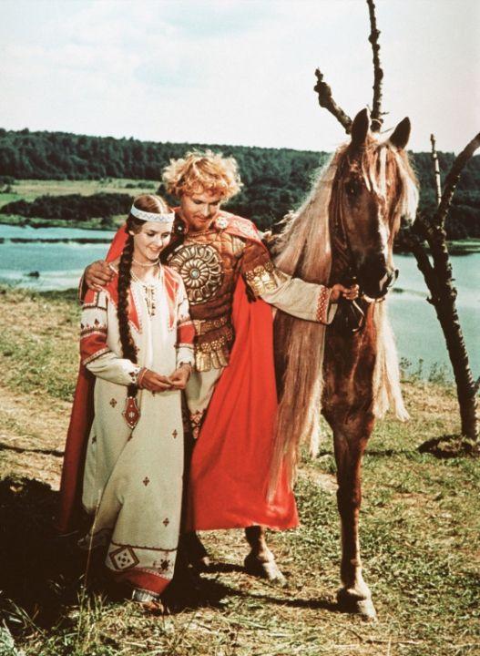 Finist Jasný sokol- sovietska rozprávka