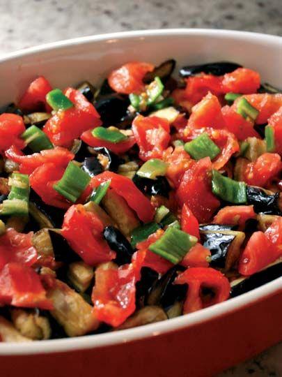 Fırında etli patlıcan kebabı Tarifi - Türk Mutfağı Yemekleri - Yemek Tarifleri