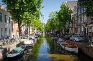 Amsterdam boat trip