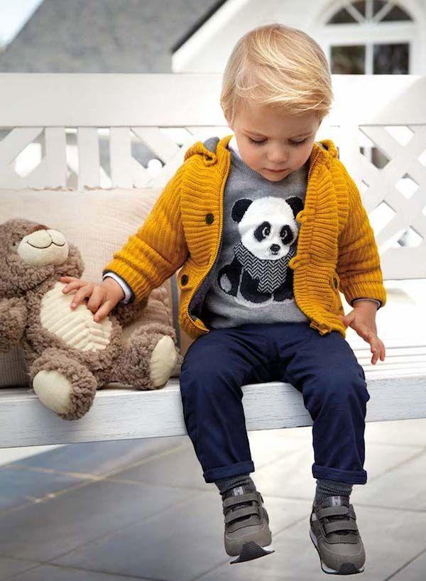 1498caf43 Mayoral online colección de moda infantil AW 2017  babyboystyle ...