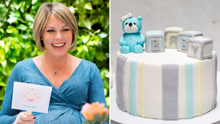 See the beautiful photos from Dylan Dreyer's TODAY show baby shower
